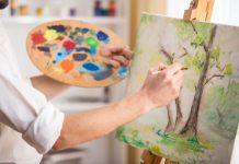 Artistic Approach to Healing Depression